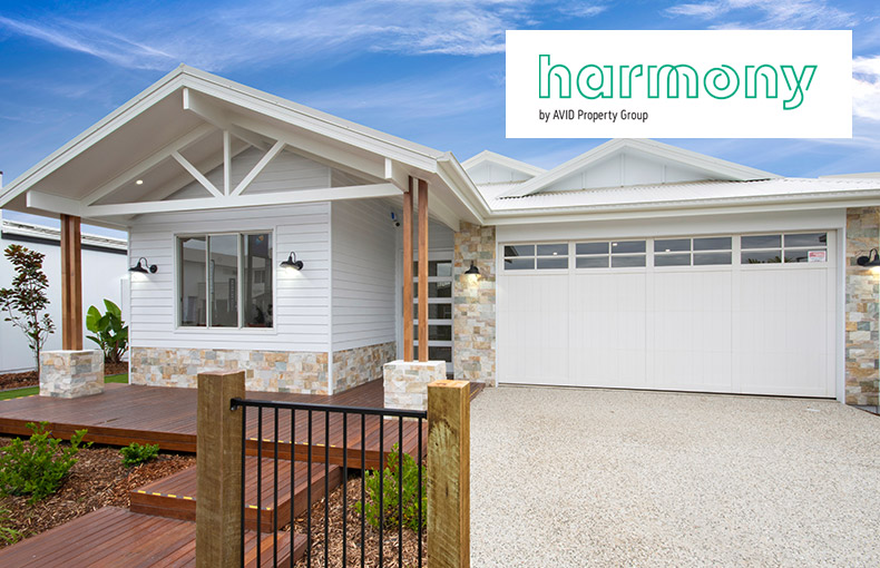 Harmony Display Home