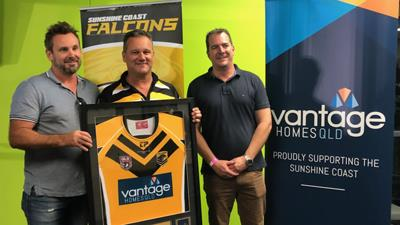 Community - Sunshine Coast Falcons
